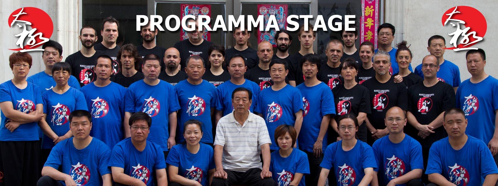 Il programma dei nostri stage